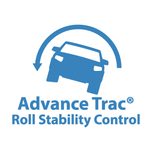 Advanced Trac Roll Stability Control
